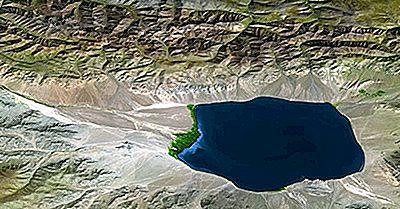 Landforms Fluviali: Che Cosa È Un Bacino Endoreico?
