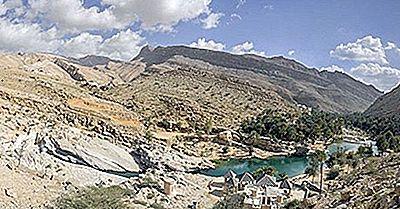 Accidentes Geográficos Fluviales: ¿Qué Es Wadi?