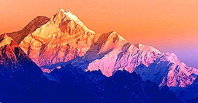 Las Montañas Prohibidas Del Mundo