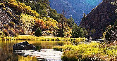 Les Quatre Beaux Parcs Nationaux Du Colorado