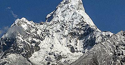 De Onde O Monte Everest Se Ergue?