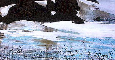 Forme De Relief Glaciare: Ce Este Delta Kame?