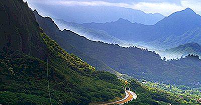 Cascata Capovolta Dell'Hawai