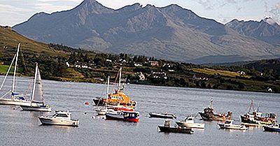 Las Islas Hébridas De Escocia
