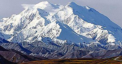 Vette Più Alte Delle Montagne Negli Stati Uniti
