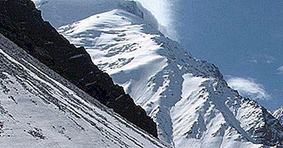 Montanhas Mais Altas No Afeganistão