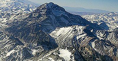 Las Montañas Más Altas De Argentina