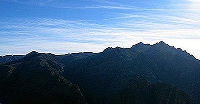 Le Più Alte Montagne In Egpyt