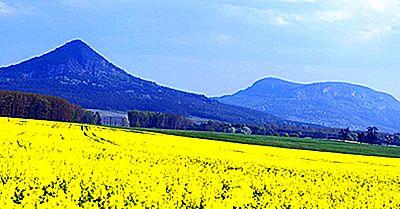 Montanhas Mais Altas Da Hungria