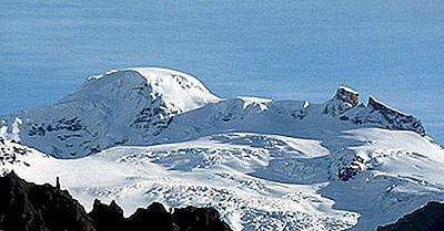 Les Plus Hautes Montagnes D'Islande