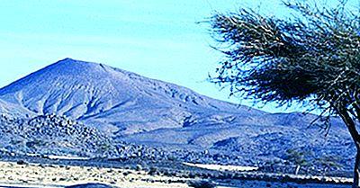 Montanhas Mais Altas No Níger
