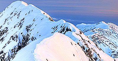 Las Montañas Más Altas De Rumania