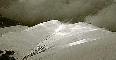 Montanhas Mais Altas Da Sérvia E Do Kosovo