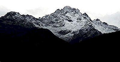 Les Plus Hautes Montagnes Du Venezuela