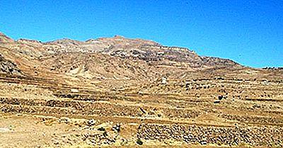 Montanhas Mais Altas No Iêmen