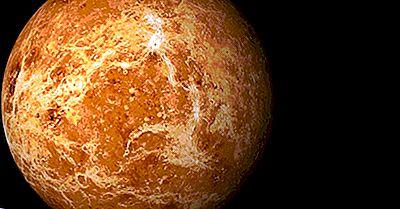 De Varmeste Og Koldeste Planeter I Vores Solsystem