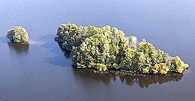 ¿Cómo Se Forman Las Islas Del Lago?
