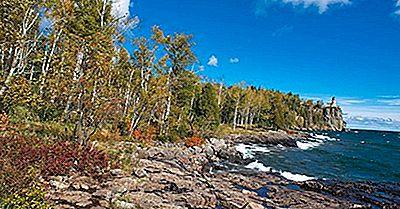 Quelle Est La Taille Du Lac Supérieur?
