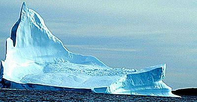¿Cómo Se Forman Los Icebergs?