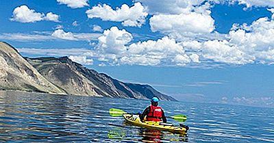 ¿Qué Tan Grande Es El Lago Baikal?