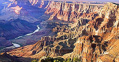 Hur Lång Är Grand Canyon?