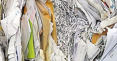 Hur Många Gånger Kan Papper Återvinnas?