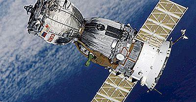 Hur Många Typer Av Satelliter Finns Där?