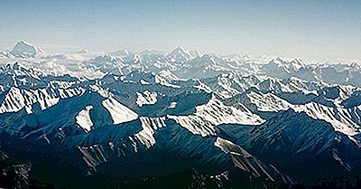 Quanta Parte Della Terra Del Mondo È Montuosa?