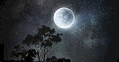 Hur Ofta Är Det En Fullmåne?