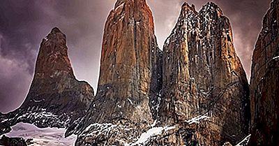 Wichtige Fakten Über Die Cordillera Paine?