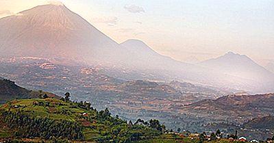 Informații Importante Despre Munții Virunga Din Africa De Est
