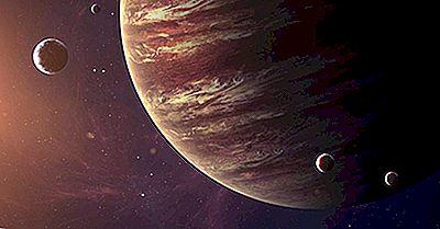 Faits Intéressants Sur Jupiter