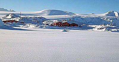 L'Antartide È Un Deserto?