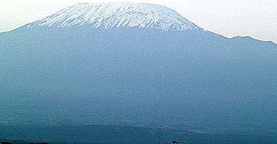 Er En Vulkan En Type Bjerg?