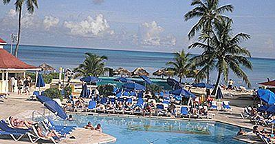 Øyer Av Bahamas Etter Størrelse