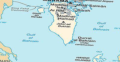 Isole Del Regno Del Bahrain