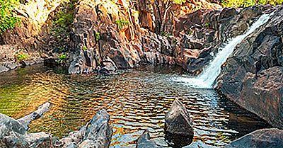 Parque Nacional De Kakadu, Australia - Lugares Únicos En El Mundo