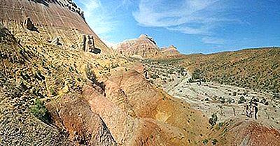 Principais Parques Nacionais Do Cazaquistão