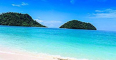 Ilha Ko Adang Da Tailândia
