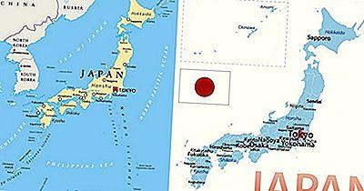 Las Islas Japonesas Más Grandes