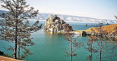 Die Größten Seeinseln Der Welt