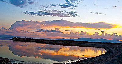 Die Größten Seen In Kalifornien