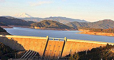 Los Reservorios Más Grandes De California