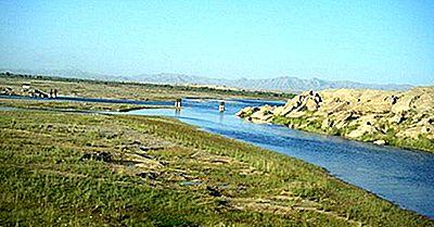Cele Mai Lungi Râuri Din Afganistan