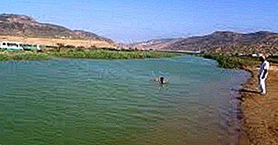 Los Ríos Más Largos En Argelia