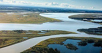 Längste Flüsse In Kanada
