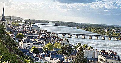 Los Ríos Más Largos En Francia