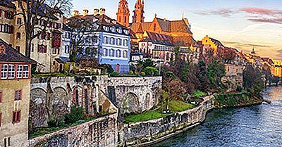 Cele Mai Lungi Râuri Din Elveția