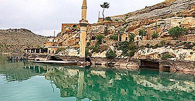 Los Ríos Más Largos En Turquía