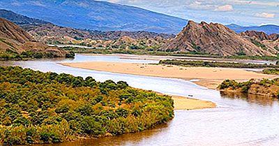 Principais Rios Da Colômbia
